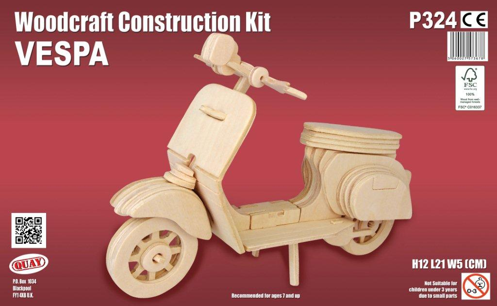 woodcraft construction kit tank p050 instructions